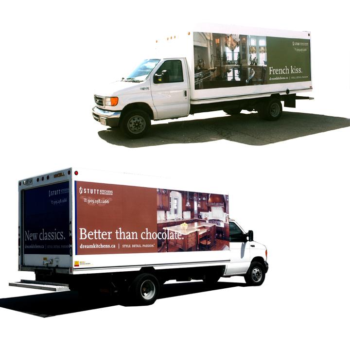 Stutt Vehicle Wrap