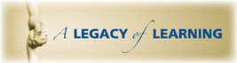A Legacy of Learning Identity