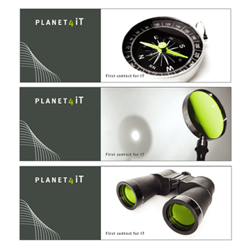 Planet4iT Posters