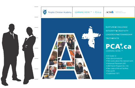 PCA Recruitment Booth